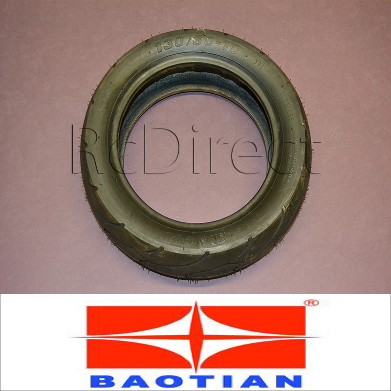 Tyre 130-60-10  for scooter Baotian
