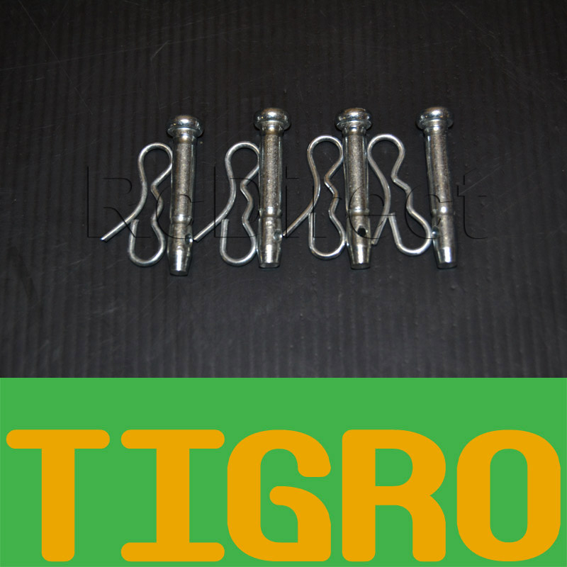 Screws and clips for snowblower 6,5HP (Part no : 160+161)