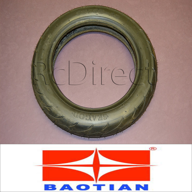 Tyre 90-90-12 for scooter Baotian