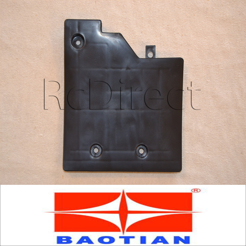 Battery box cover for scooter 49ccm Baotian