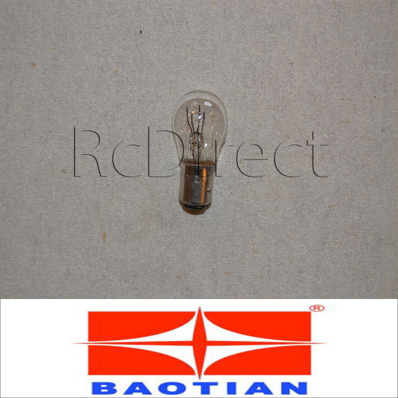 Bulb, taillight (P21/5W 12v) for scooter 49ccm Baotian