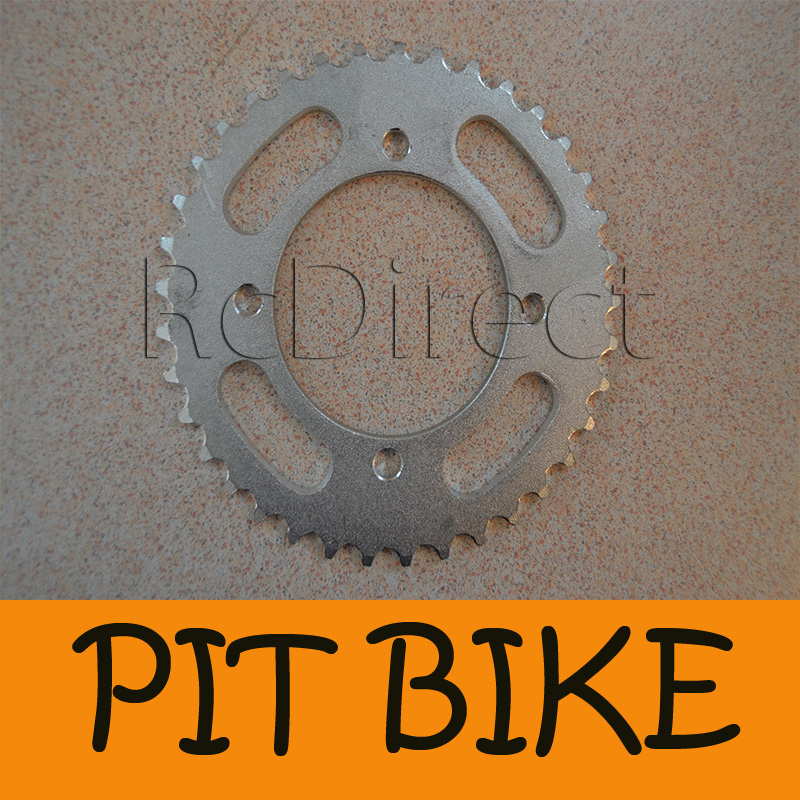 Couronne 37 dents pour Pit Bike