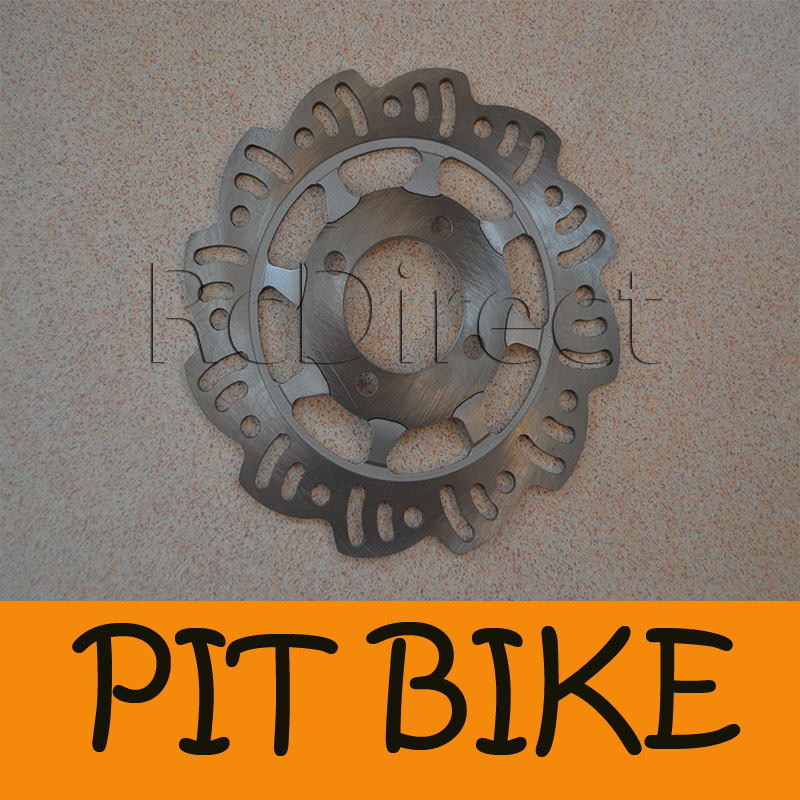 Disc front mod 2 for Pit Bike