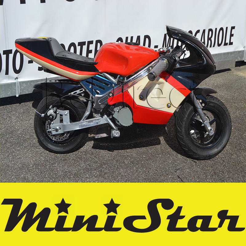 Minimoto GP Pocket Bike 49cc REPSOL