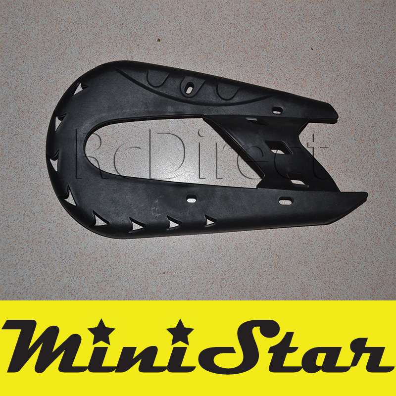 Chain guard for Minicross PRO Pocket Bike