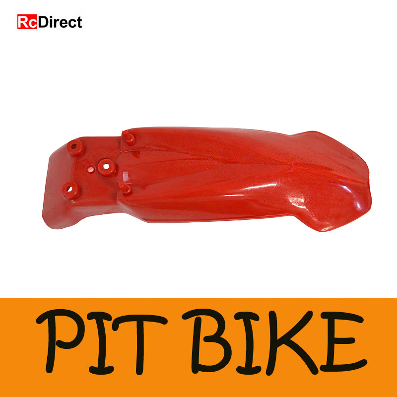 Front hull red for Pit Bike
