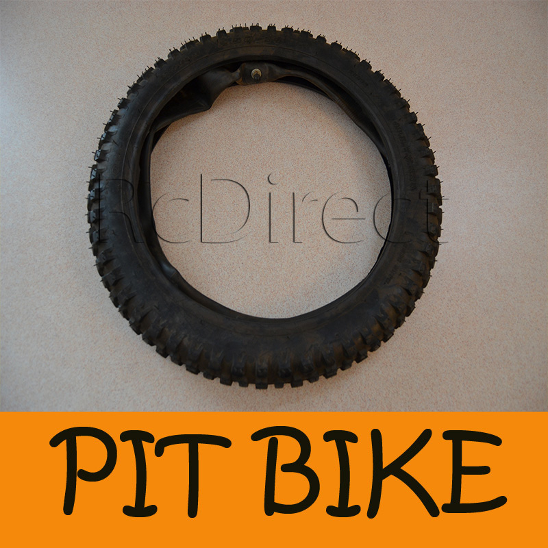Front Tyre for Pit Bike (2,50-14)