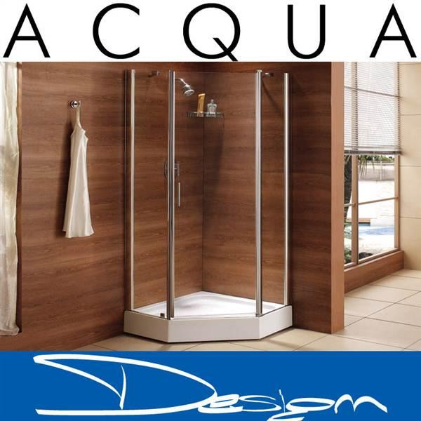 ACQUA DESIGN® Design shower enclosure SVANA