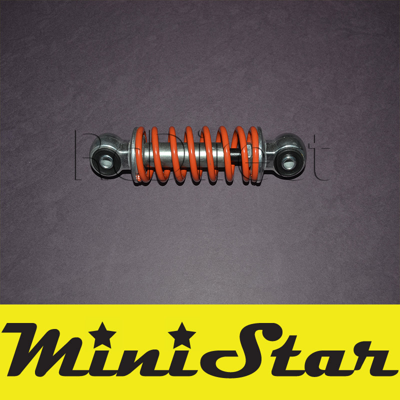 Shock absorber 15 cm light for Minibike