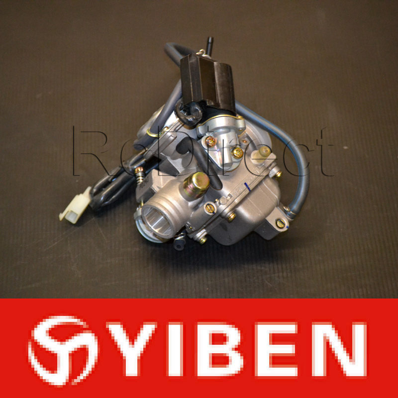 CARBURETOR ASSY for Scooter Yiben