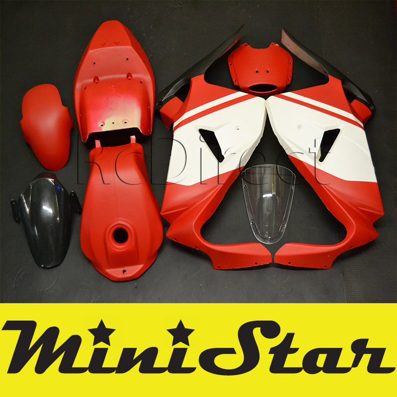 CARENAGE pour Minimoto Pocket Bike EVO - DUCATI