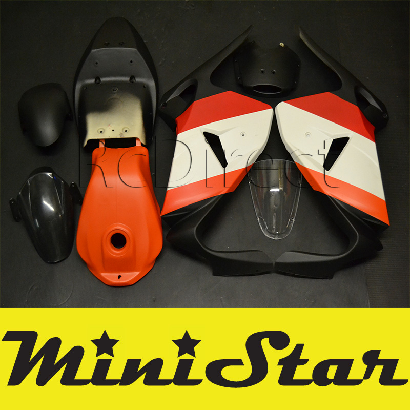 CARENAGE pour Minimoto Pocket Bike EVO - REPSOL