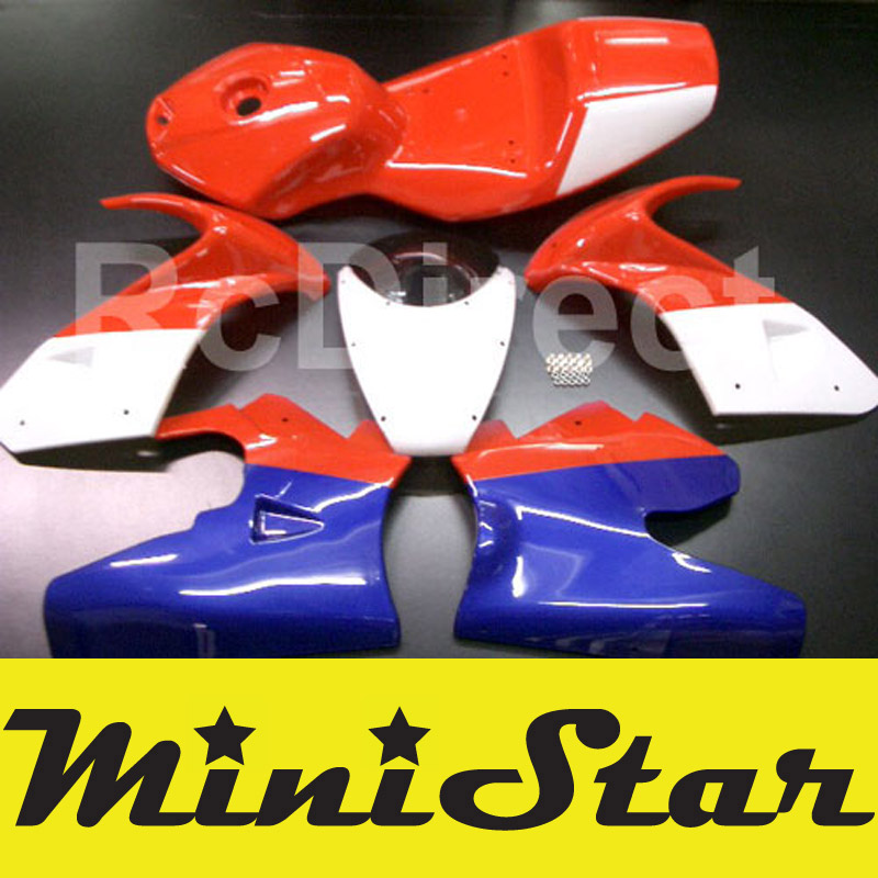 CARENA per Minimoto Pocket Bike - FILA