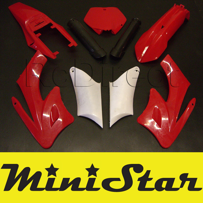 Body Minicross PRO RED