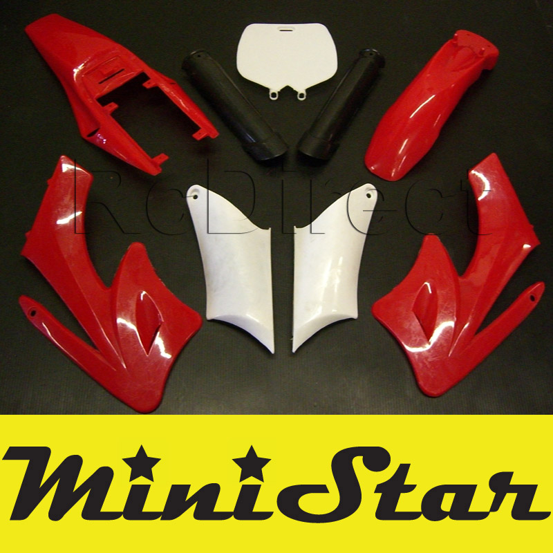 Body Minicross SPORT RED