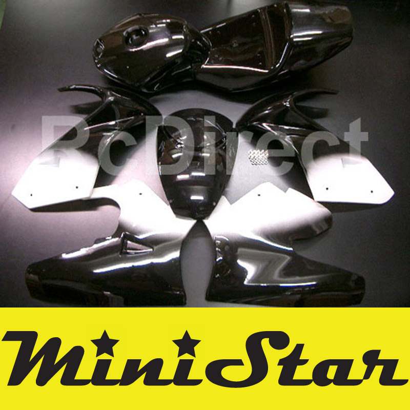 CARENAGE pour Minimoto Pocket Bike - WEST