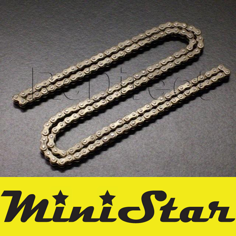 Chain 78 links - 7mm