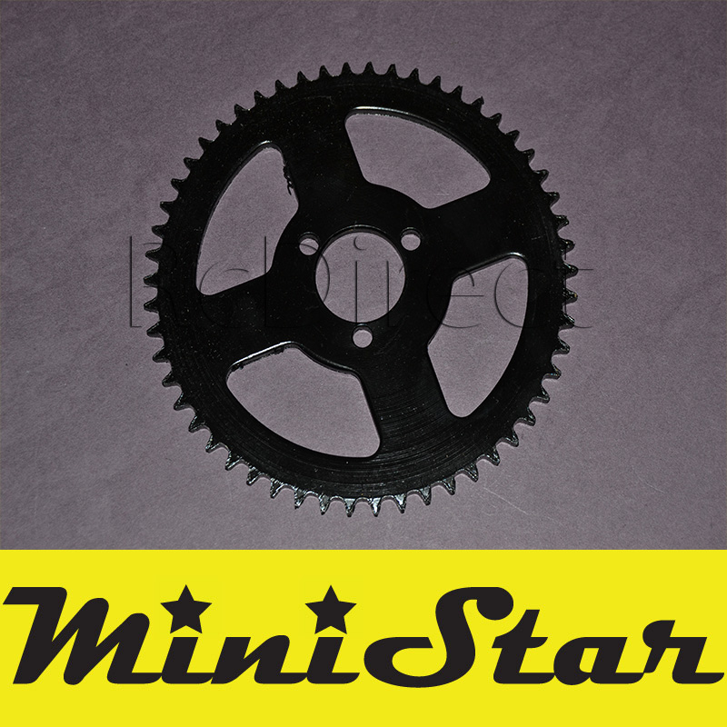 Sprocket 54T für Minicross Sport