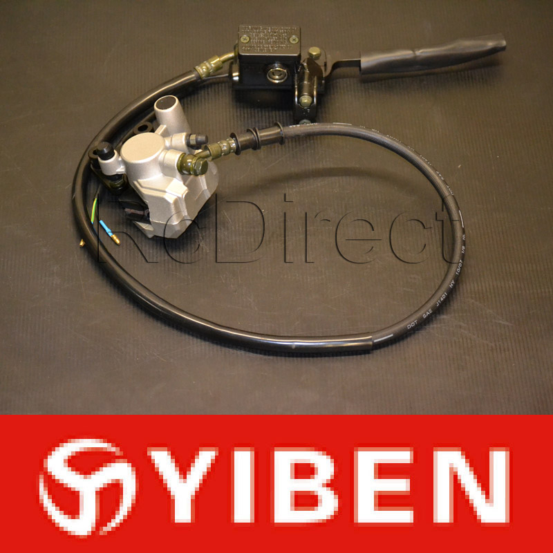Complete front brake for Scooter Yiben
