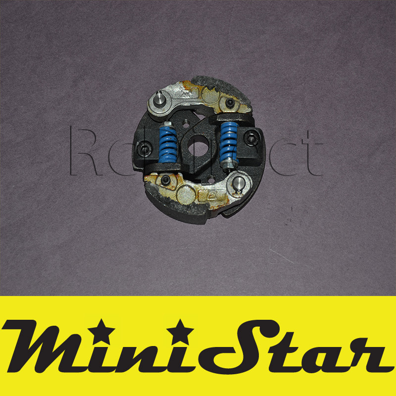 Sport Clutch for Minibike (blue)