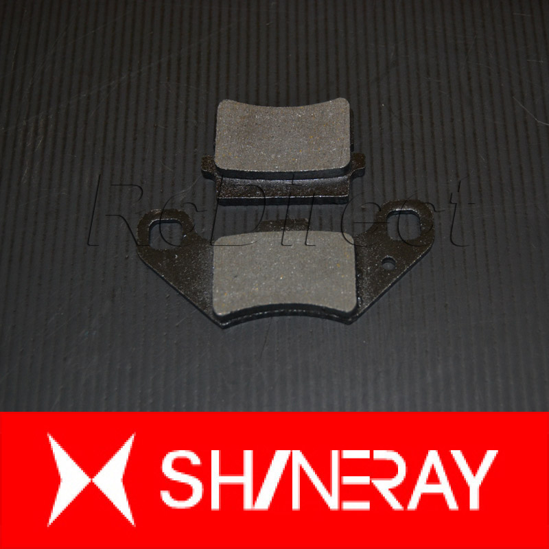 Brake pads front for Quad Shineray XY250ST-9E