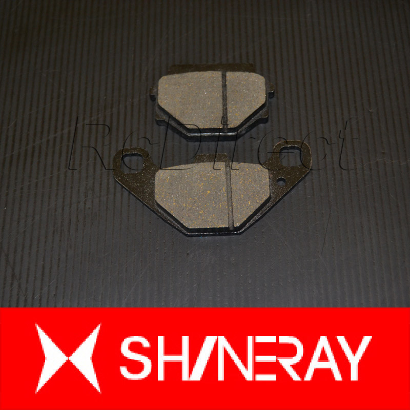 Brake pads behind for Quad Shineray XY250ST-9E