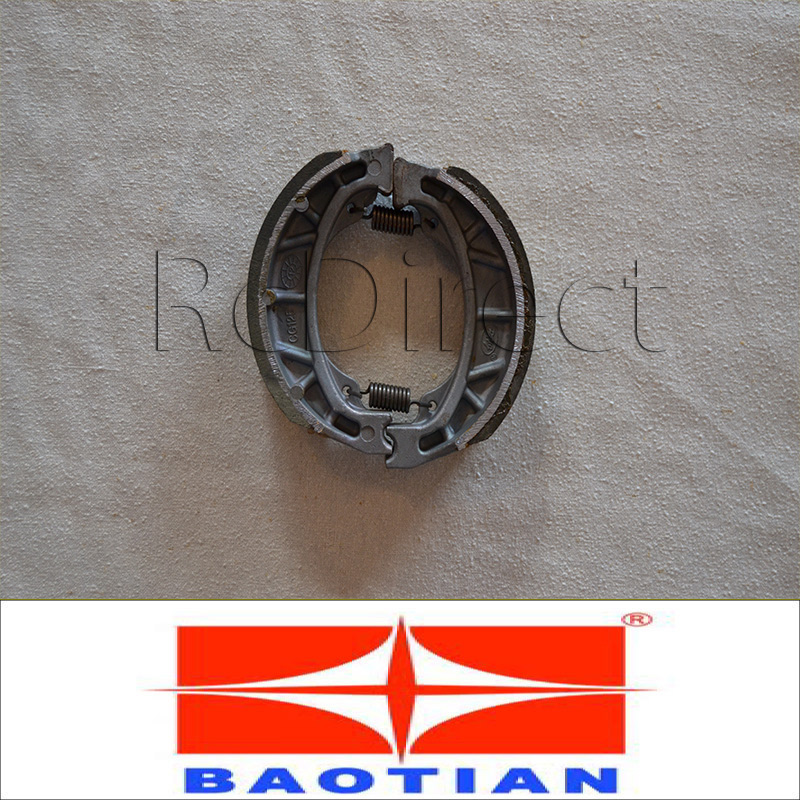 Brake shoes for scooter 49ccm Baotian