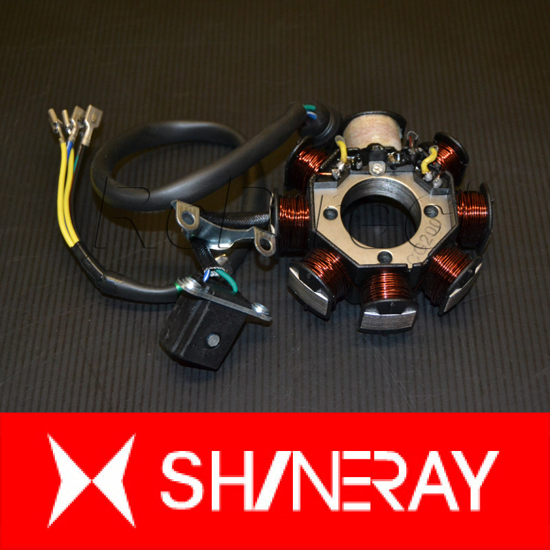Alternator for  Quad Shineray XY250STXE