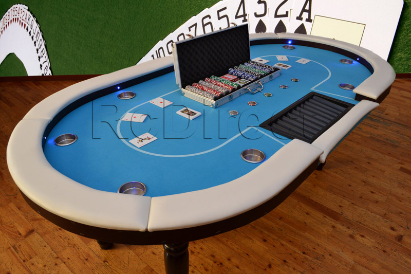 Table Poker Texas Hold 'Em MILENA